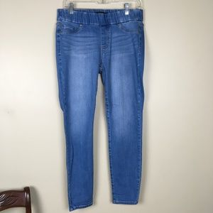 LIVERPOOL JEANS COMPANY THE ANKLE LEGGING STRETCH